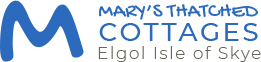 Mary's Thatched Cottages Logo